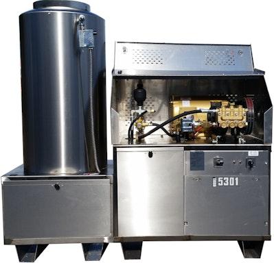 Power Washer Lp Gas Heated 5301 1 Lp Alkota Alkota