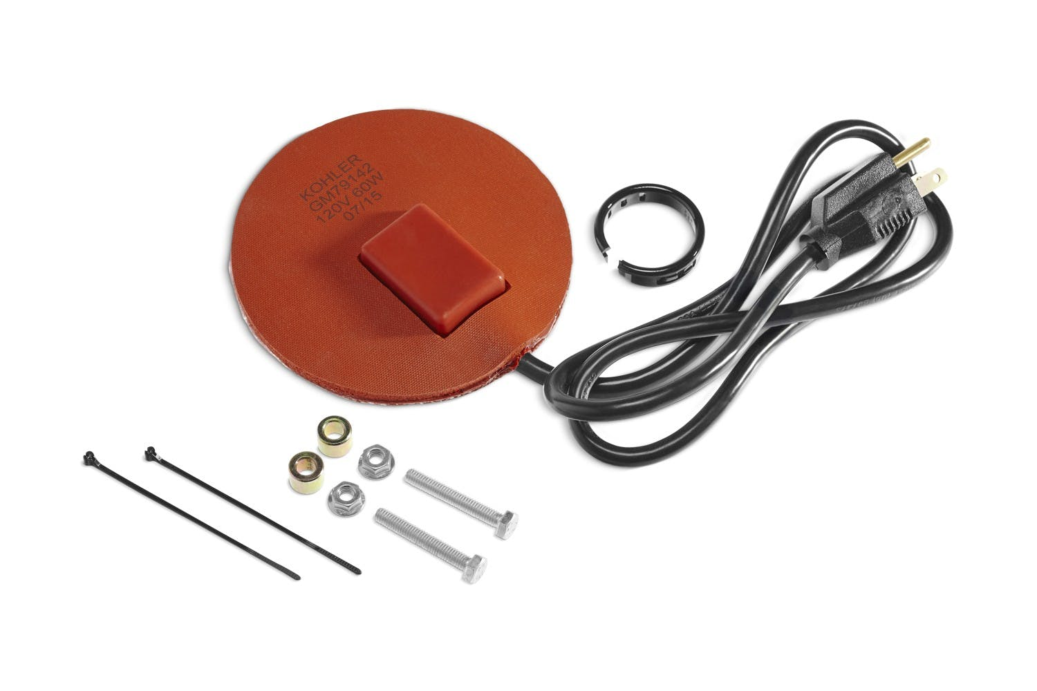 Fuel Regulator Heater Kit, 120V, 20 kW