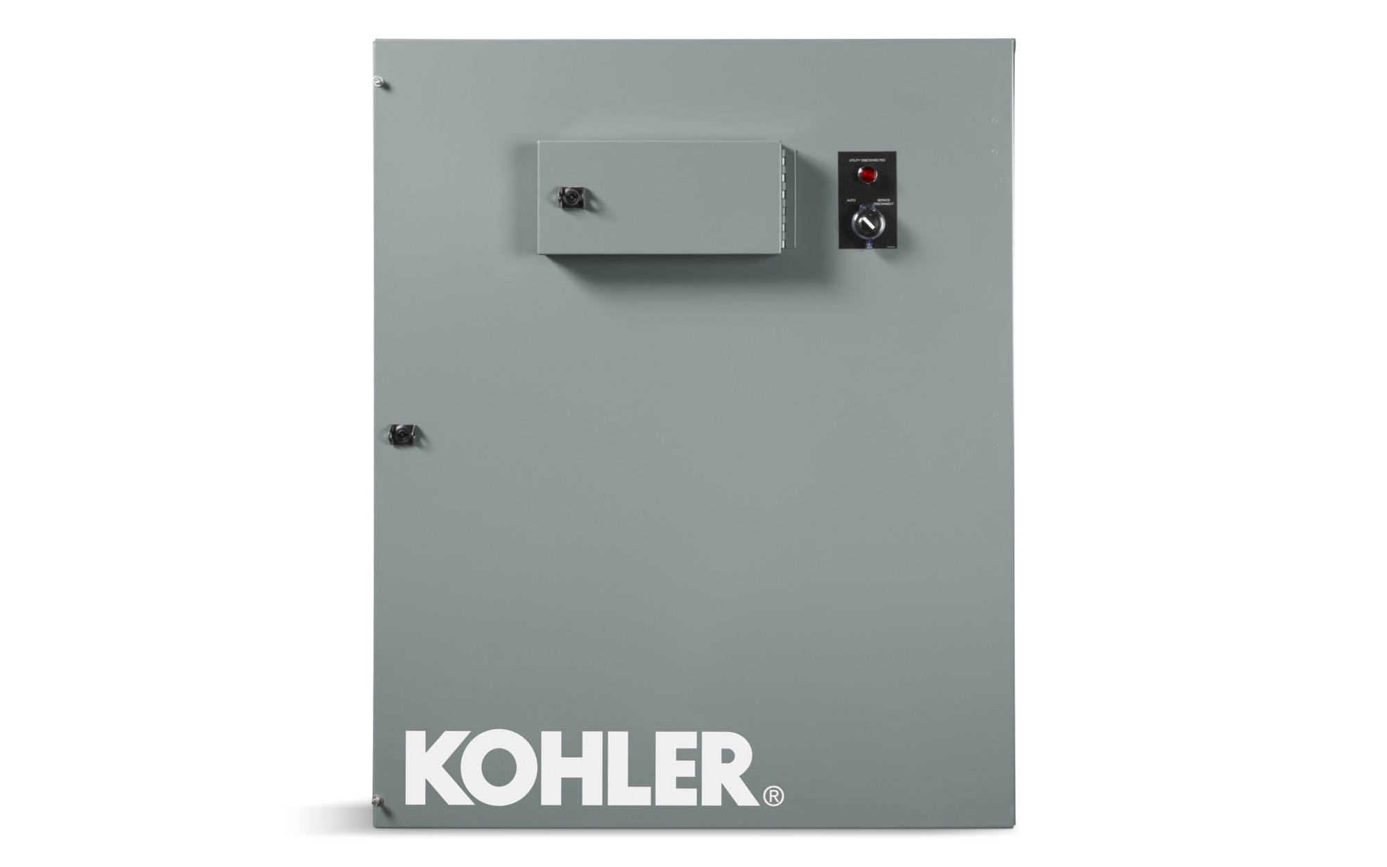 KEP ATS - 600-amp, Single Phase/2 Pole, 240V