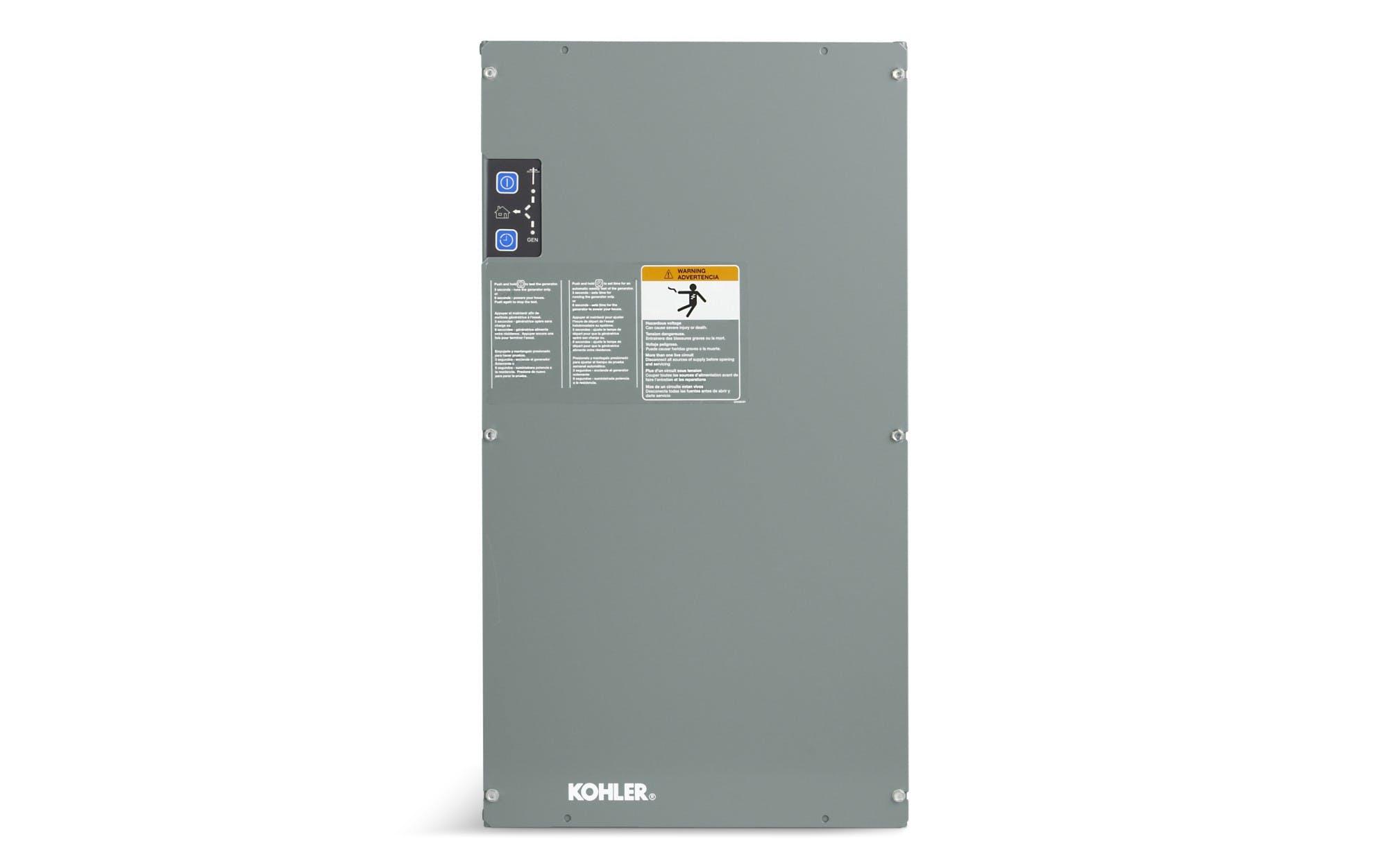 RDT ATS - Indoor, 200-amp
