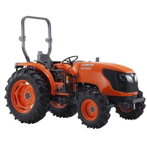 Tracteurs compacts MK 5000 - KUBOTA