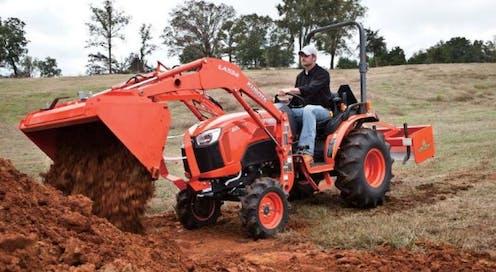 Tracteurs compacts B2201 - KUBOTA