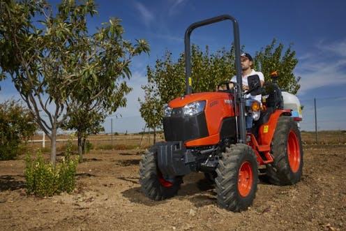 Tracteurs compacts B2231 - KUBOTA