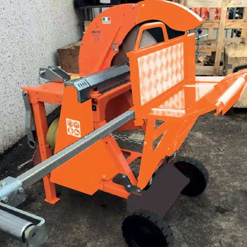 Bois BANCS DE SCIES - KUBOTA
