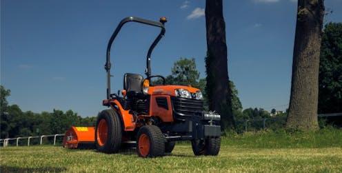 B1161 Kubota compact tractor