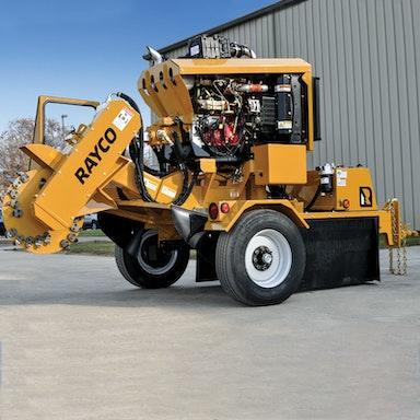 RG74DXH Stump Cutter