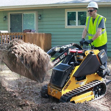Boxer 322D Mini Skid Steer