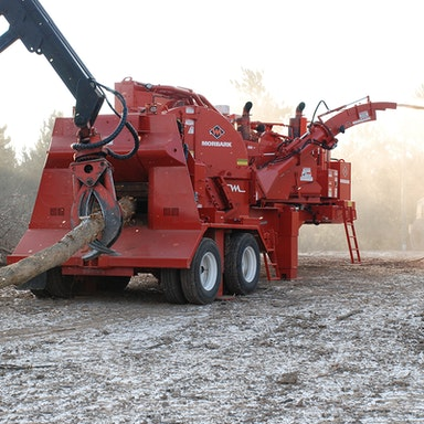 Model 30 Chiparvestor Whole Tree Chipper