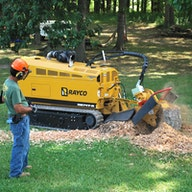 RG74T-R Stump Cutter