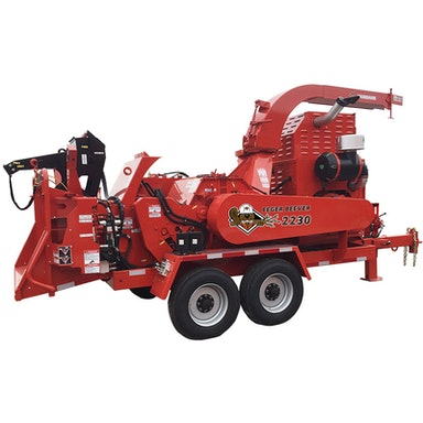 Eeger Beever™ 2230 Brush Chipper