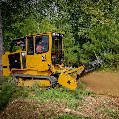 C120R Forestry Mulcher