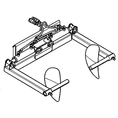 Hydraulic Sod Roller/Handler