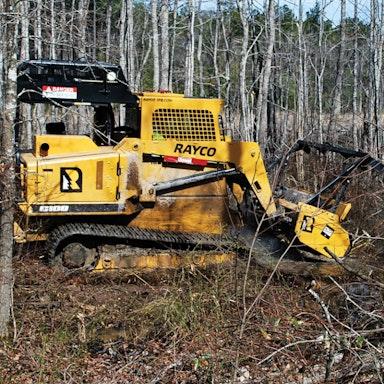 C100R Forestry Mulcher