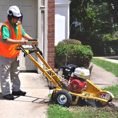Mini Work-Force - RG13 Series II Stump Cutter