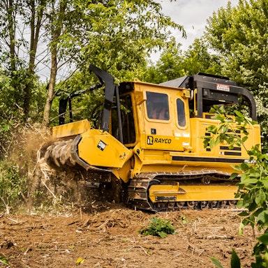 C275 Forestry Mulcher