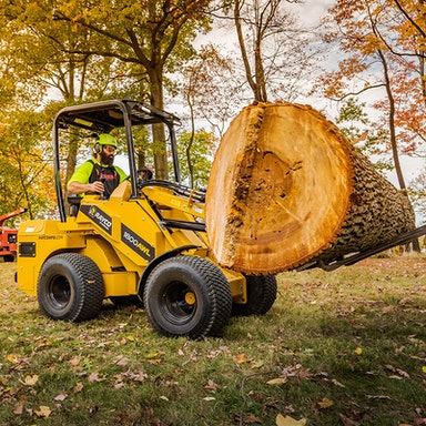 1800AWL Articulated Wheel Loader