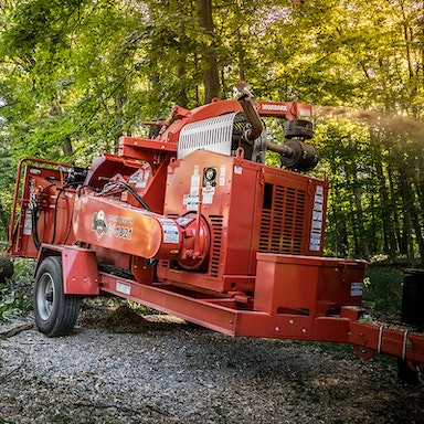 Eeger Beever™ 1821 Brush Chipper