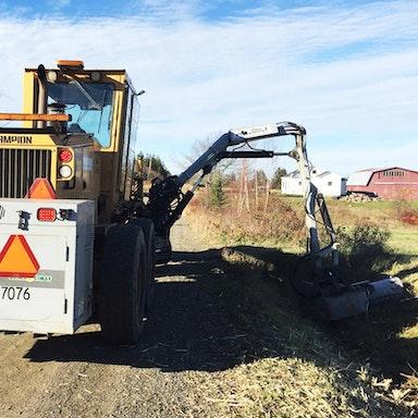 DER Roadside Maintenance Unit